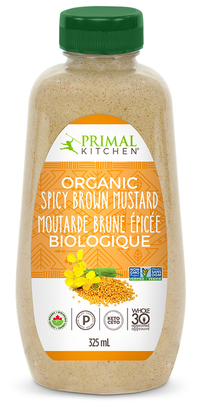 Buy Primal Kitchen Organic Spicy Brown Mustard From Canada At Well Ca Free Shipping
