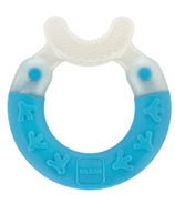 Mam Bite & Brush Teether Blue