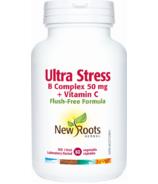 New Roots Herbal Ultra Stress B Complex 50mg + Vitamin C