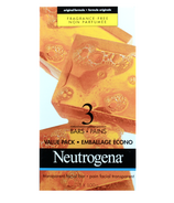 Neutrogena Facial Cleansing Bar Soap for Regular skin