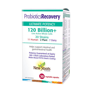 New Roots Herbal Probiotic Recovery