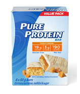 Pure Protein Bar Maple Caramel Case