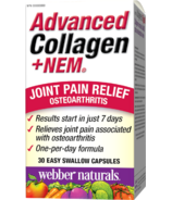 Webber Naturals Webber Naturals Advanced Collagen + NEM
