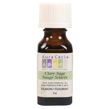 Aura Cacia Clary Sage Essential Oil