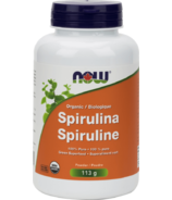 NOW Foods 100% Pure Spirulina Powder