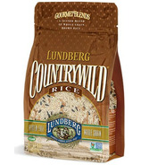 Lundberg mélange de riz campagne sauvage