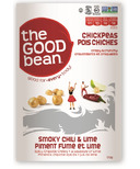 The Good Bean Smoky Chili & Lime Chickpeas