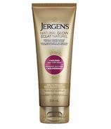 Jergens Natural Glow + Nourish Daily Moisturizer - Fair to Medium
