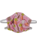 Puffin Gear Reusable Cloth Face Mask Pineapple