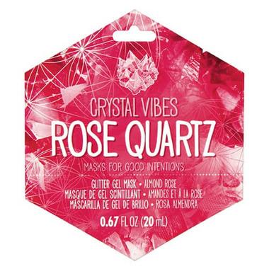 Fashion Angels Crystal Vibes Face Mask Rose Quartz