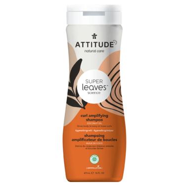 ATTITUDE Shampoo Curl Amplifying