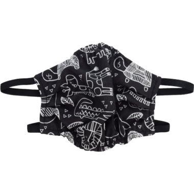 Puffin Gear Reusable Cloth Face Mask Wild