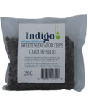 Indigo Natural Foods Carob Chips Sweetened