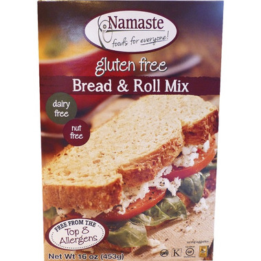 Namaste Foods Gluten Free Bread Mix