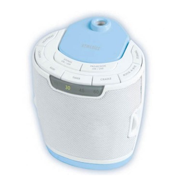 HoMedics SoundSpa Lullaby with Picture Projection