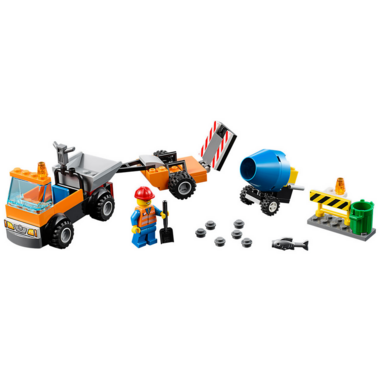LEGO Juniors Road Repair Truck