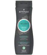ATTITUDE Super Leaves Natural 2-in-1 Scalp Care Shampoo & Body Wash For Men