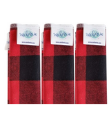 Oneberrie Washcloth Set Buffalo Plaid