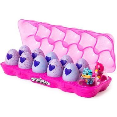 Hatchimals CollEGGtibles Season 1 Dozen Egg Carton