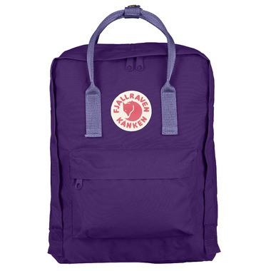 Fjallraven Kanken Backpack Purple Violet