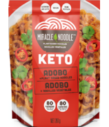 Miracle Noodle Keto Meal Adobo