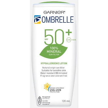 Ombrelle 100% Mineral Body Sunscreen