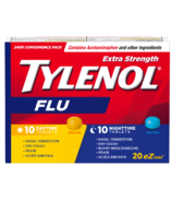 Tylenol Flu Extra Strength Day + Night eZ Tabs