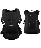 Diono Carus Essentials Carrier Black