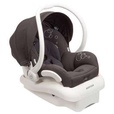 Maxi Cosi Mico AP 20 Car Seat Devoted Black White Shell