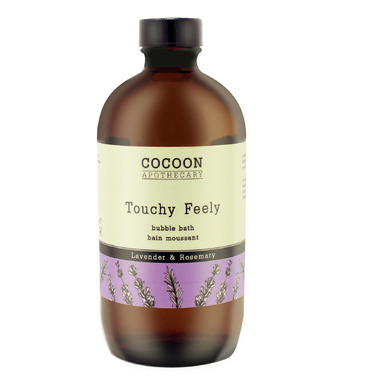 Cocoon Apothecary Touchy Feely Bubble Bath