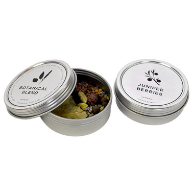 The Homemade Gin Kit Original Blend Refill Tins