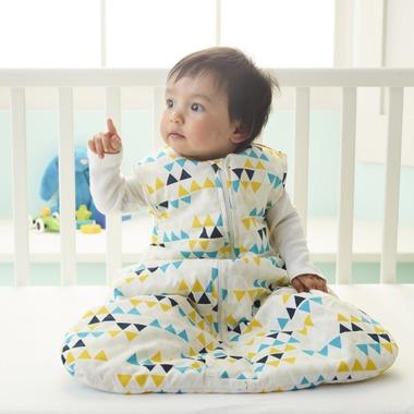 Grobag Travel Baby Sleep Bag 2.5 Tog Zig Zag