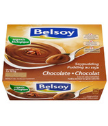 Belsoy Organic Chocolate Soypudding