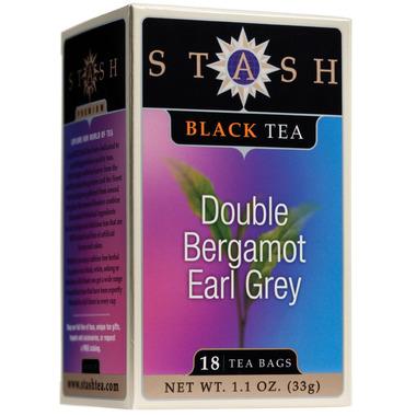 Stash Double Bergamot Earl Grey Black Tea