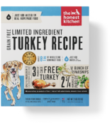 The Honest Kitchen Limited Ingredient Turkey Dog Food Recipe