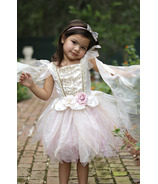 Great Pretenders Golden Rose Fairy Dress and Wings