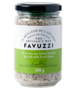 Favuzzi Sea Salt with Fresh Herbs