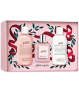 Trio de parfums Amazing Grace de Philosophy