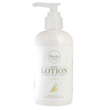 Rocky Mountain Soap Co. Lemongrass Body Lotion