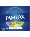 Tampax Carboard Applicator Tampons Multipack