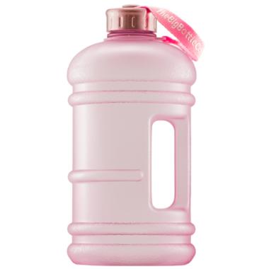 The Big Bottle Co Blush Rose 2.2L Water Bottle