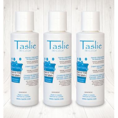 Taslie Skin Care Head to Toe Wash Mini Size