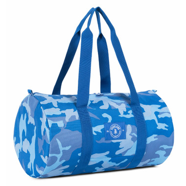 Parkland Lookout Small Woodland Camo Blue