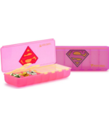 Performa 7 Day Pill Container Supergirl
