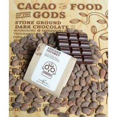 ChocoSol Luscious Coconut