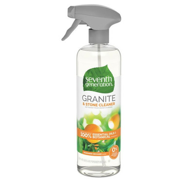 Seventh Generation Granite Cleaner Mandarin Orchard