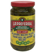 La Preferida Organic Jalapeno Nacho Slices Hot