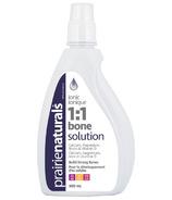 Prairie Naturals Bone 1:1 Liquid Calcium