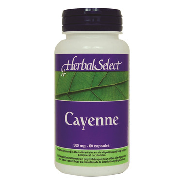 Herbal Select Cayenne