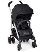 Diono Flexa Super-Compact City Stroller Black Midnight